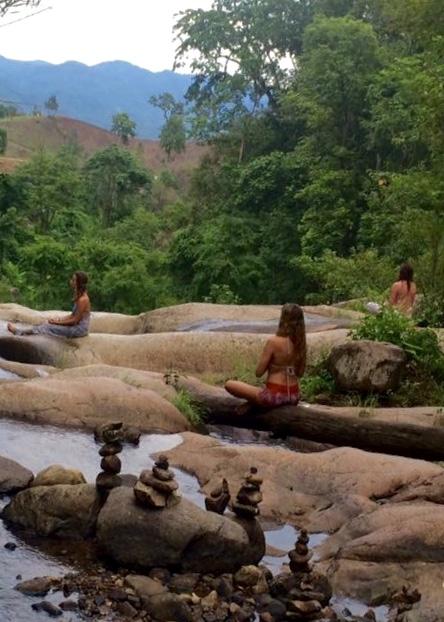 Soul Journey Meditation and Yoga Healing Retreat with Jewels Bertrand in Koh Phangan, Thailand. Jan 29th - Feb 5th 2018