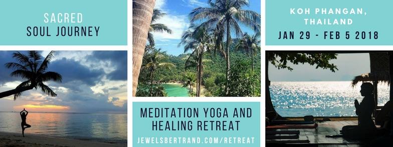 Meditation and Reiki Healing Retreat