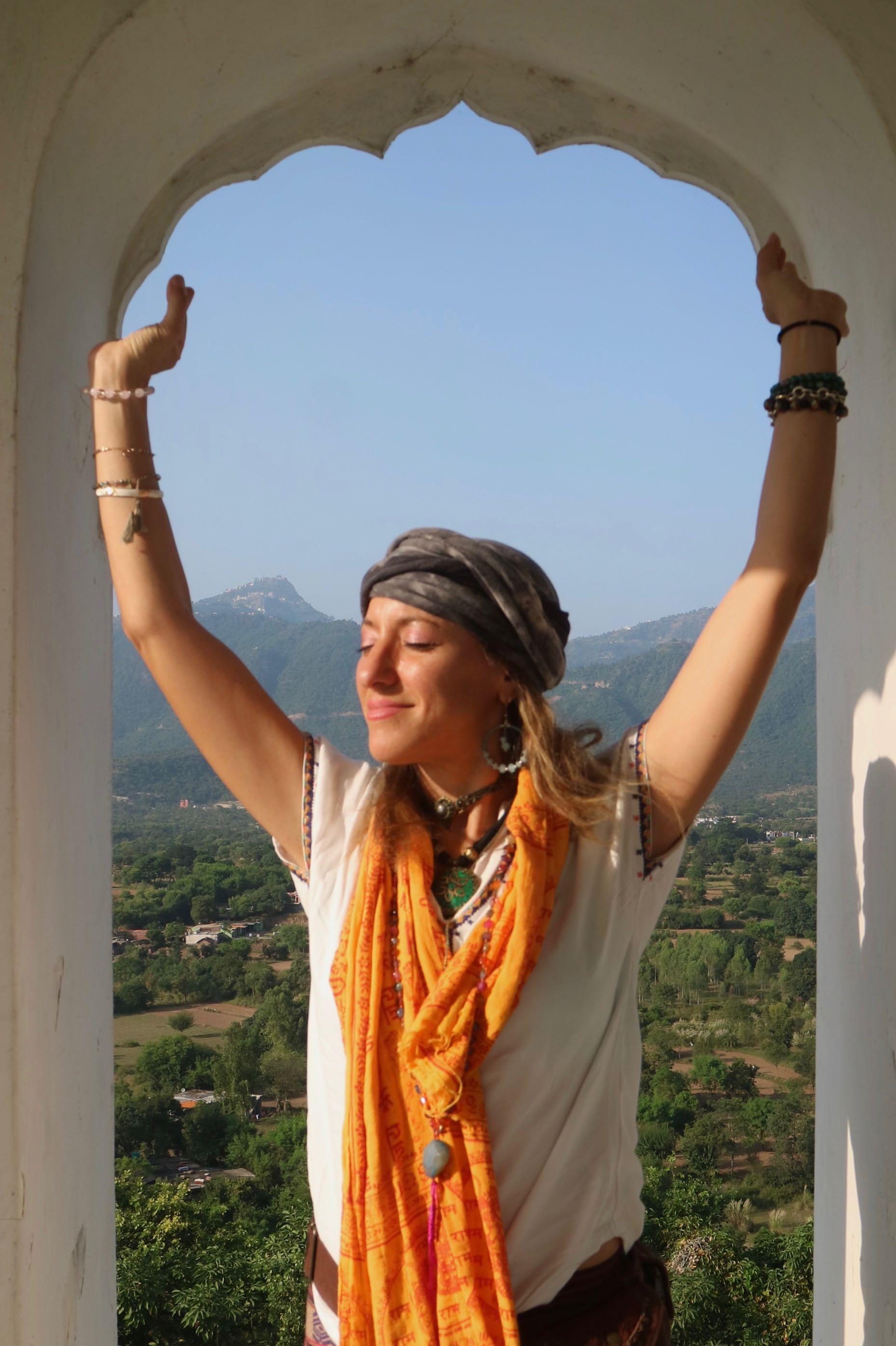 Kundalini Yoga Julie Jewels Bertrand Anandpur India Gypsy Jewels Yoga Retreat