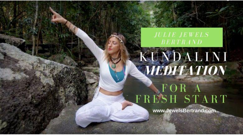 Kundalini Yoga Meditation for a Fresh Start in Your Life